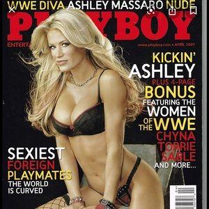 Unopened Playboy April 2007